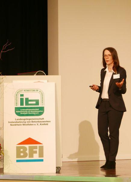 Dipl.-Ing. Susanne Gieler-Breßmer, IGF Ingenieur-Gesellschaft für Bauwerksinstandsetzung Gieler-Breßmer & Fahrenkamp GmbH, Süßen