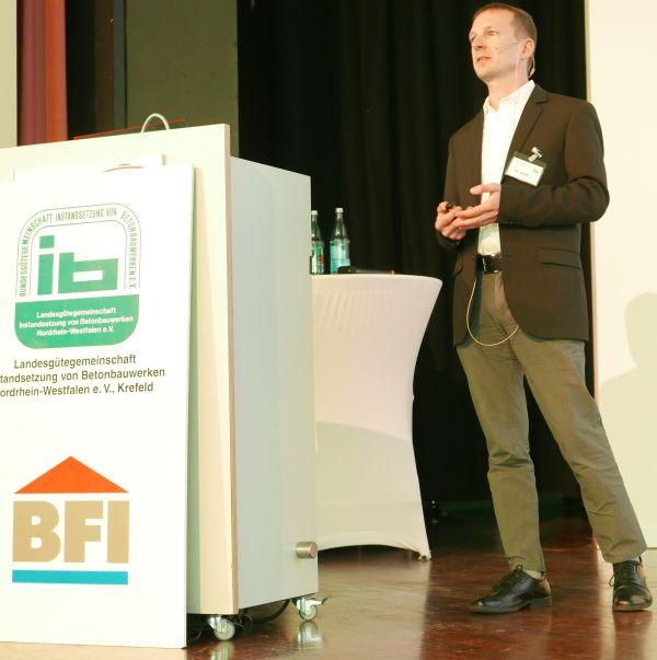 Dr.-Ing. Lars Wolff, Ingenieurbüro Raupach Bruns Wolff, Aachen